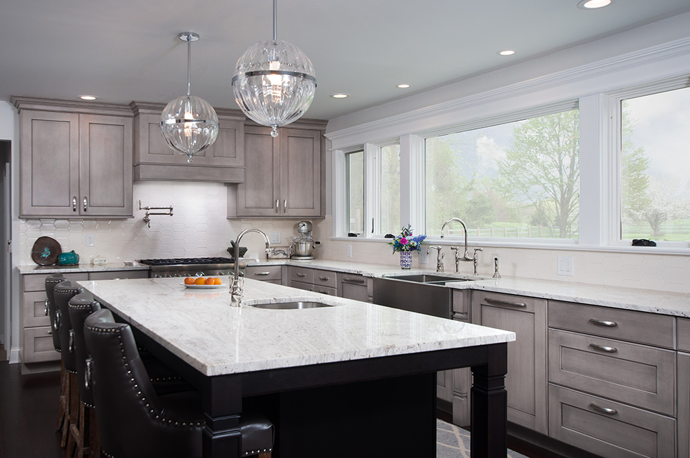 Kitchen remodeling general contractors in Doylestown PA.